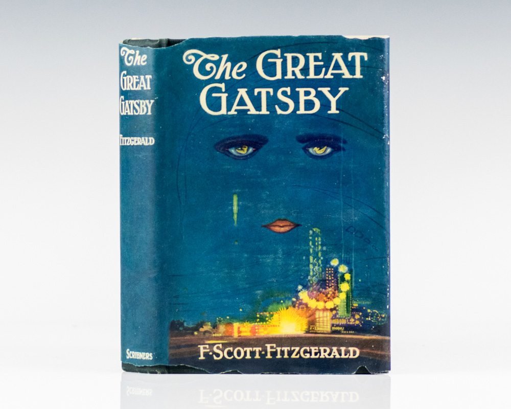 a comparison of the great gatsby by f scott fitzgerald and the hollow man by ts eliot in american no No man can accept both, or, accepting either, do otherwise than despise the other f rancis scott key fitzgerald (9/24.