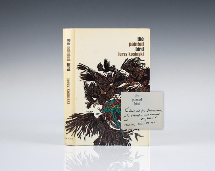 First edition of The Painted Bird by Jerzy Kosinski