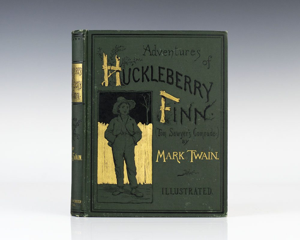 huckleberry finn book report The novel the adventures of huckleberry finn is satirical novel, because there is a large number of characters and a lot of events that extend through the extensive novel.