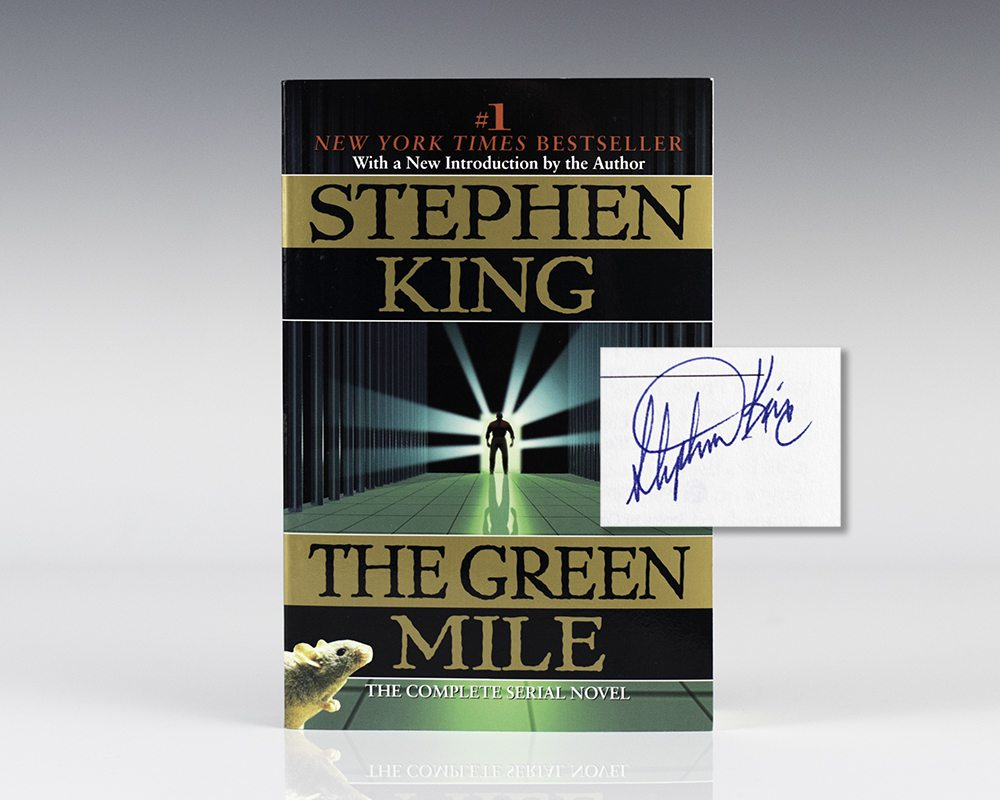 the green mile by stephen king essays
