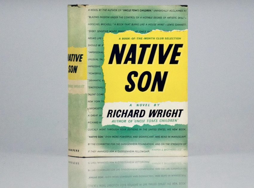 Native Son First Edition rare book