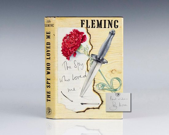 Ian Fleming Raptis Rare Books