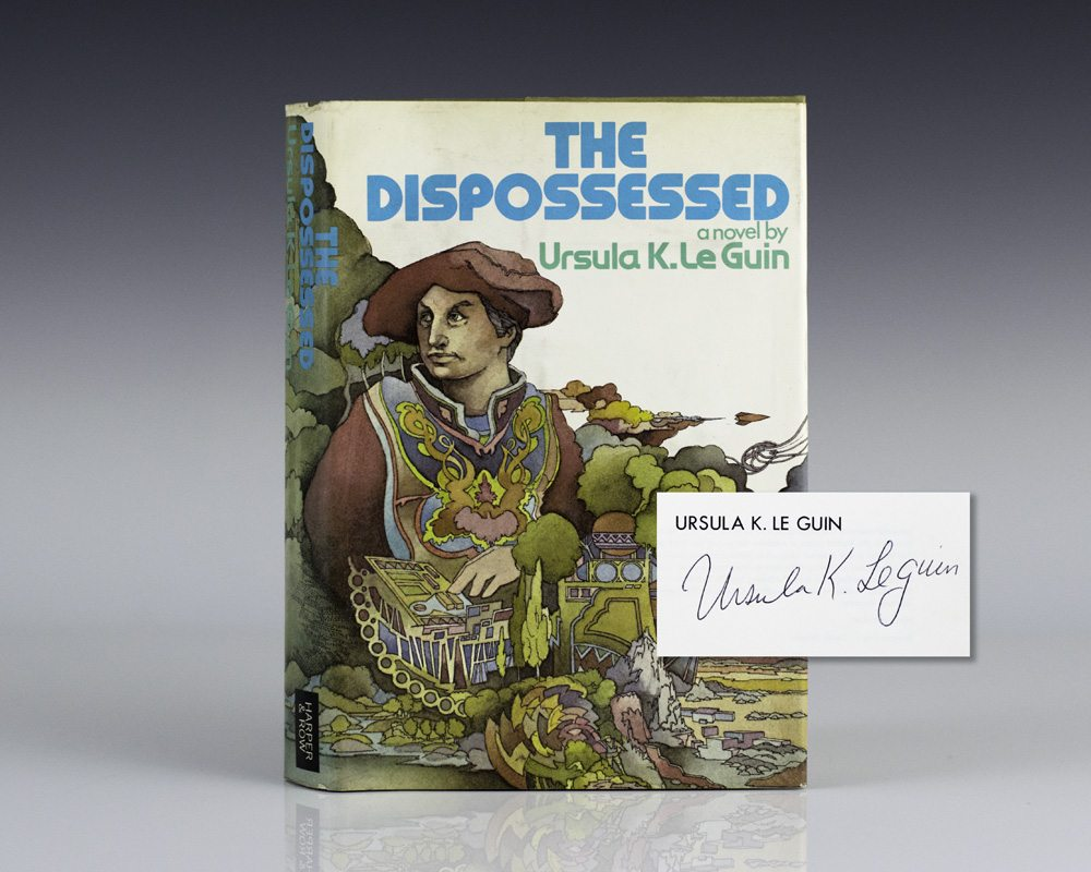 the dispossessed by ursula le guin essay Embodied anarchy in ursula k le gum's  abstract in the dispossessed,  ursula k le guin embodies a complementary form  in this essay,  complementarity.