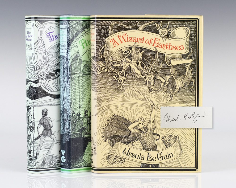 essays on a wizard of earthsea When a wizard of earthsea was first published  a wizard of earthsea is about the education of a wizard  essays on fantasy and science fiction.
