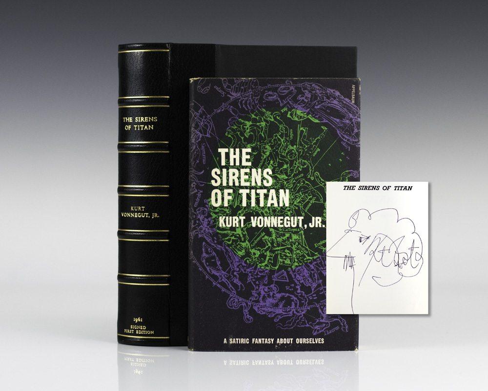 sirens of titan essay