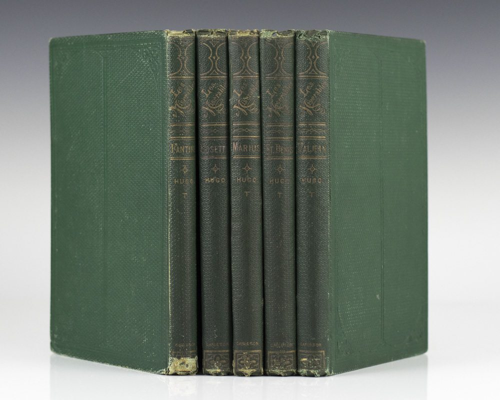 Les-Miserables-first-edition