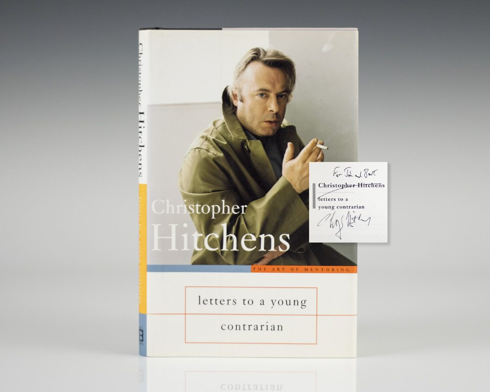 letters to a young contrarian letters to a contrarian christopher hitchens 13821 | 14092