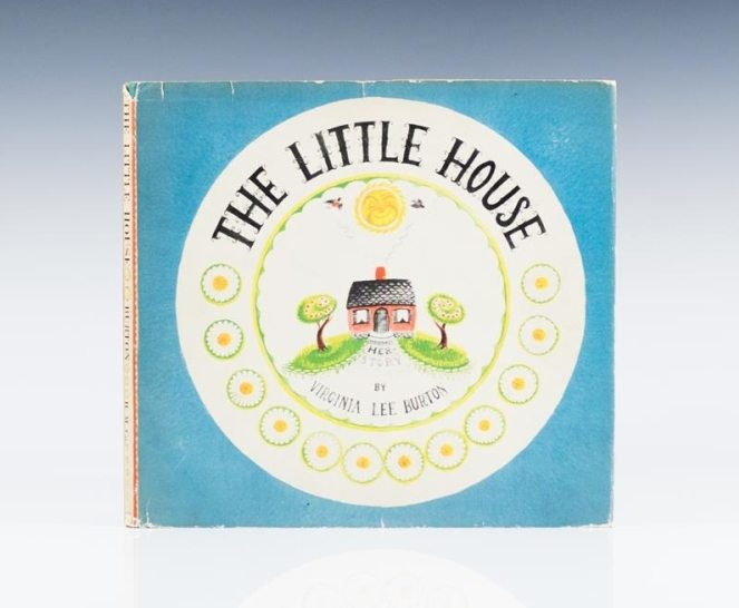 the-little-house-virginia-lee-burton-first-edition-1942