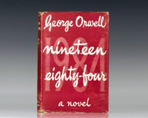 Nineteen Eighty-Four.