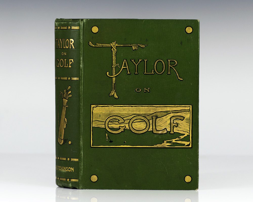 First edition of Taylor on Golf