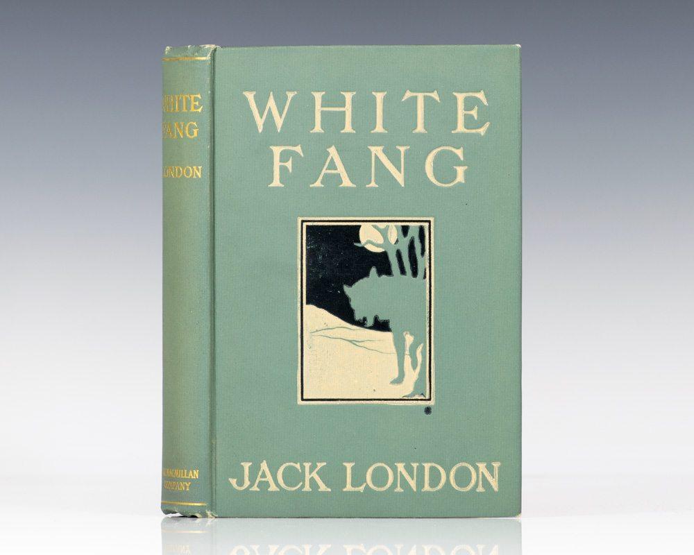 white fang plot