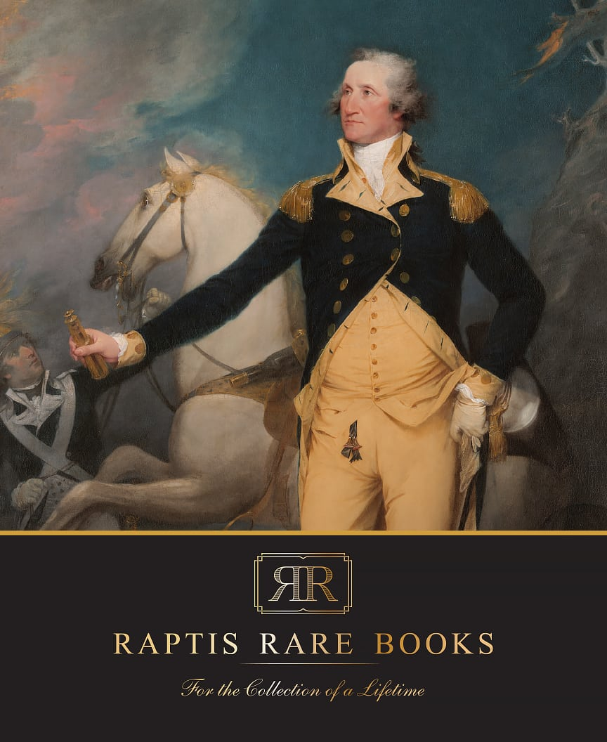 Raptis-Rare-Books-Summer-2018-Catalog