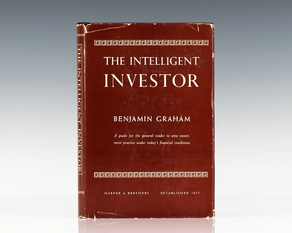 intelligent investor 8 brilliant lessons from the investor that taught warren buffett  buffett said  that graham's book, the intelligent investor changed his life.