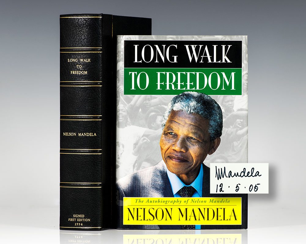 long walk to freedom nelson mandela essay Complete summary of nelson mandela's long walk to freedom: the autobiography of nelson mandela enotes plot summaries cover all the significant action of long walk to freedom: the autobiography of nelson mandela.