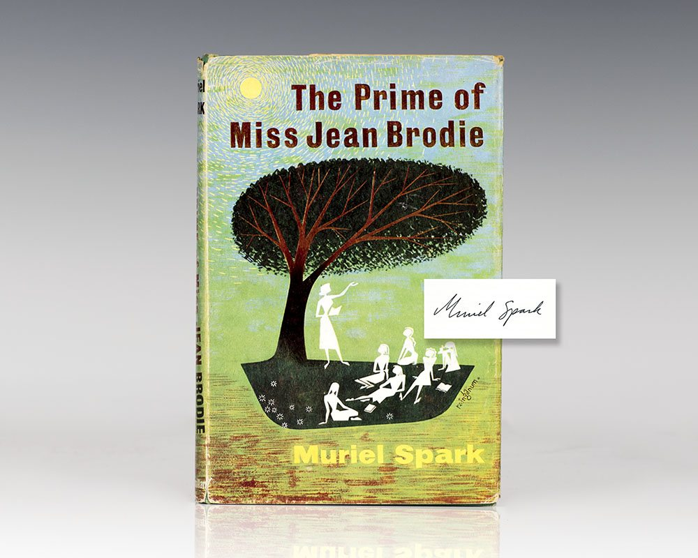 muriel sparks prime miss jean brodie It is like spark uses jean brodie as a metaphor for the english middle class society with her snobbish aestheticism and her tight knit group (her favourite pupils) as her main in relation to spark herself we see many similarities between the novel 'the prime of miss jean brodie' and muriel spark's own life.