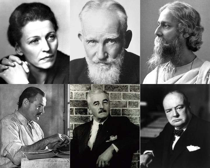 Nobel Prize in Literature Laureates
