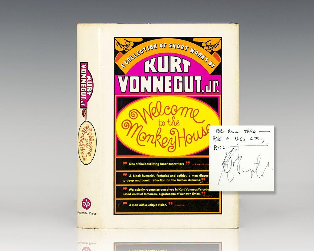 kurt vonnegut essay collection