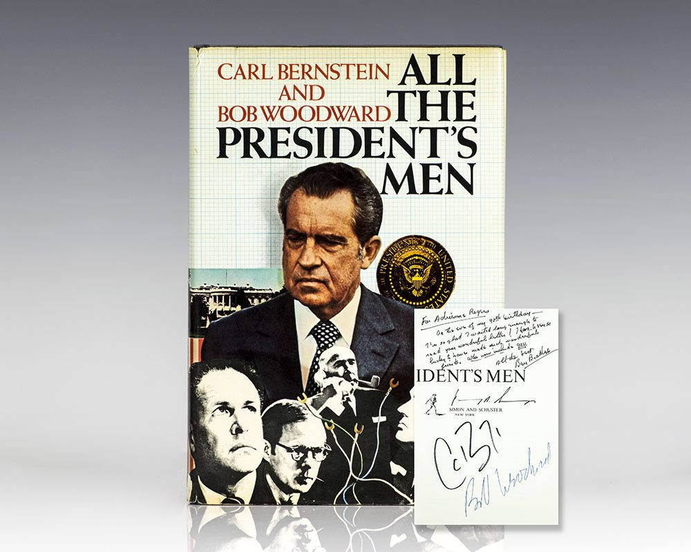 review of all the presidents men On the 45th anniversary of the infamous break-in at the dnc campaign headquarters, msnbc will air a special presentation of all the president's men revisited.