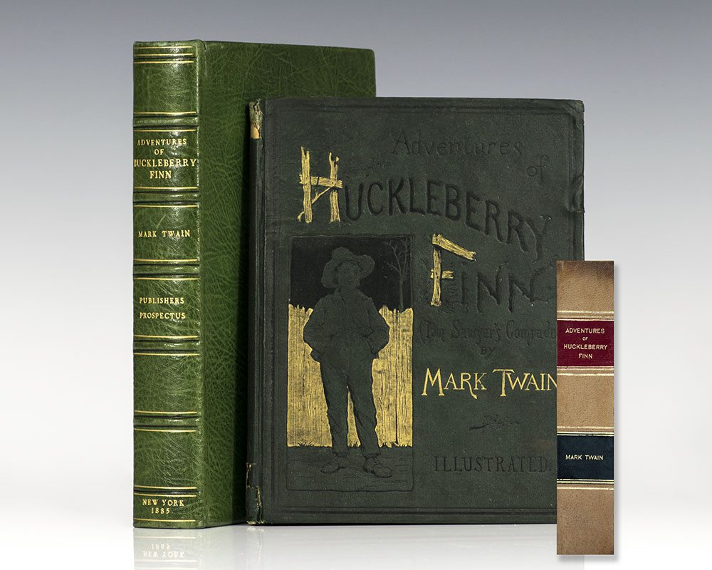 an analysis of the romantic elements of the adventures of huckleberry finn by mark twain
