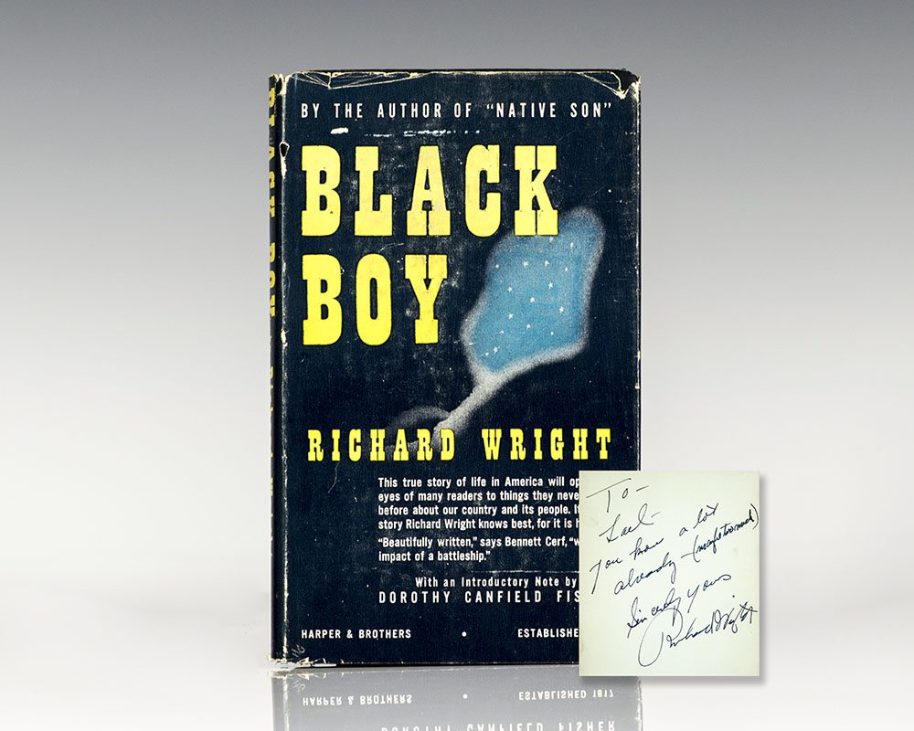 the question of conformism in black boy by richard wright Article archive at 01: anabaptism  the anabaptist network is independent of the mennonite centre but is working closely with it  when i was a boy,.