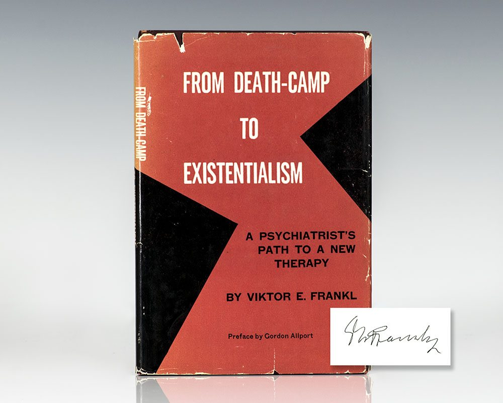 """victor frankl and existentialism Like """"rationalism"""" and """"empiricism,"""" """"existentialism"""" is a term that belongs to intellectual history r d laing, and viktor frankl)."""