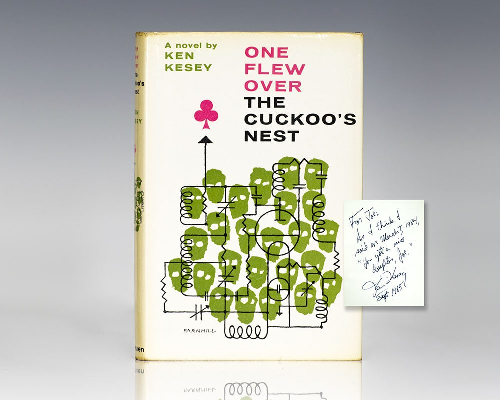the symbolism of the fog in ken keseys novel one flew over the cuckoos nest A list of important facts about ken kesey's one flew over the cuckoo's nest the novel praises the expression of sexuality as symbols the fog.