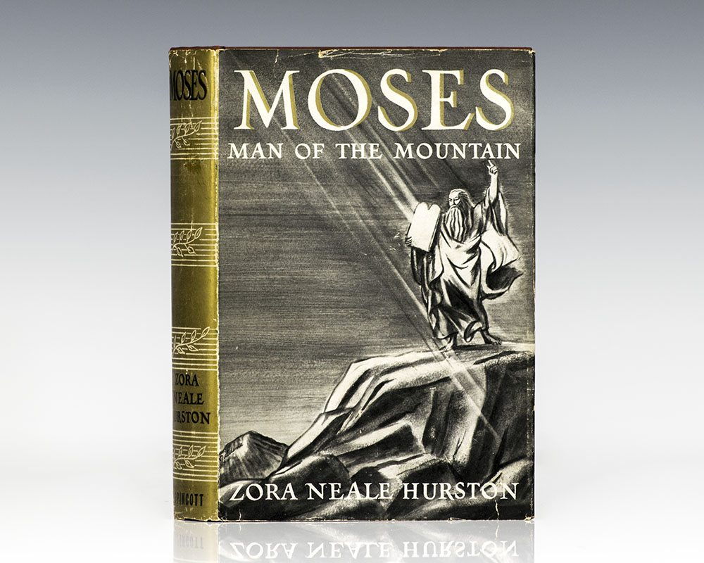 Moses, Man on the Mountain.