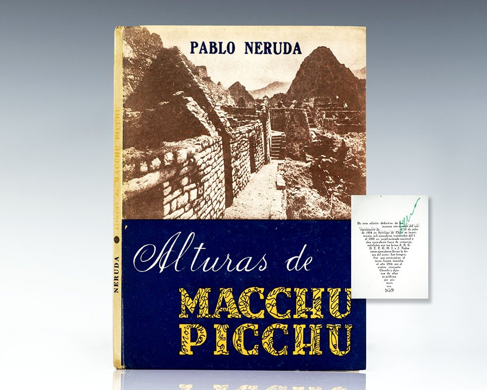 neruda paper Pablo neruda (1904-1973), whose real name is neftalí ricardo reyes basoalto, was born on 12 july, 1904, in the town of parral in chile his father was a railway employee and his mother, who died shortly after his birth, a teacher some years later his father, who had then moved to the town of.