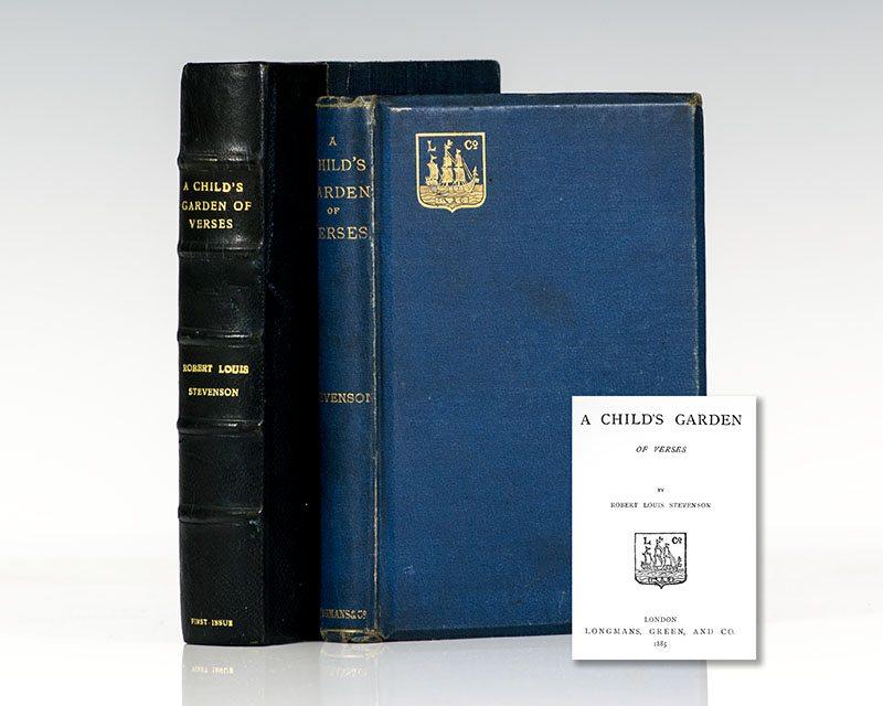 A Childs Garden Of Verses Robert Louis Stevenson