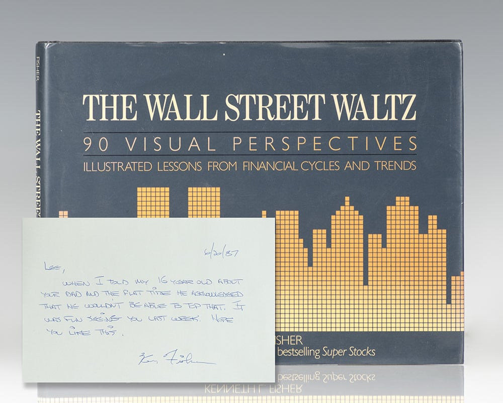 The Wall Street Waltz: 90 Visual Perspectives Illustrated Lessons from  Financial Cycles and Trends
