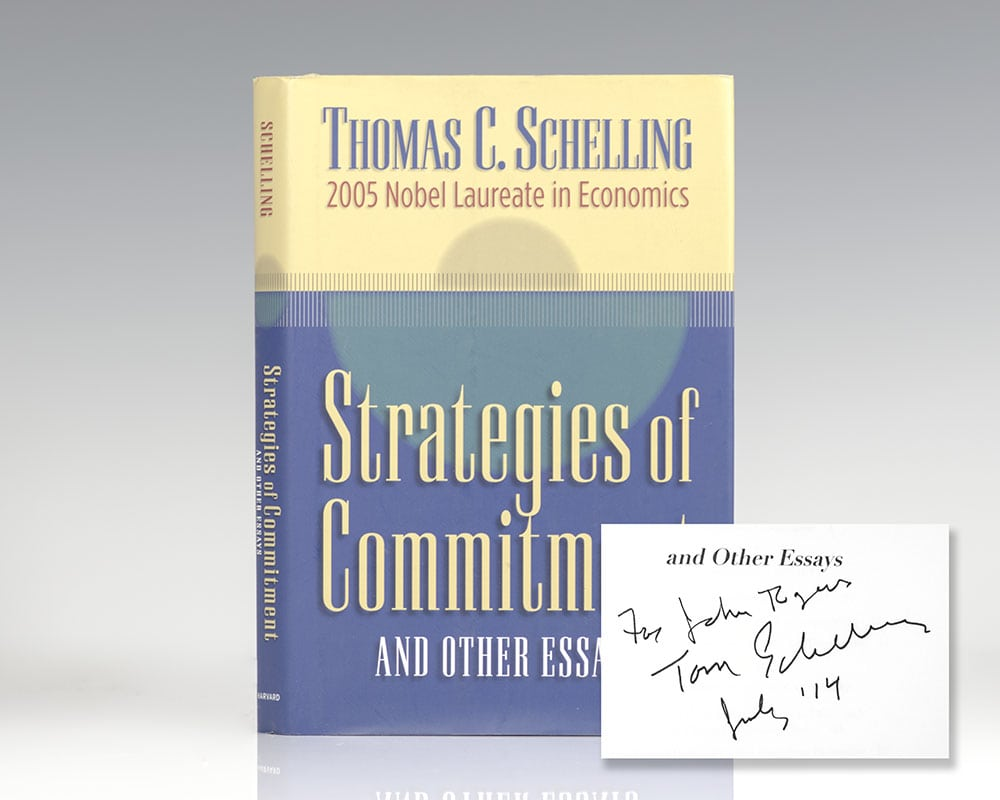 commitment essay other strategy Relationship marketing refers to a wide range of 'relationship type strategies' that have developed over the past few decades in product as well as service markets and in consumer as well as business to business sectors.