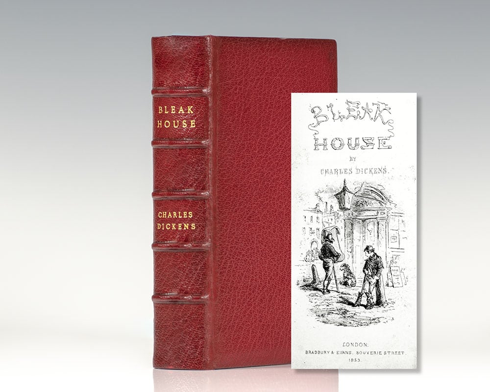 A Selection of Collectible Dickens