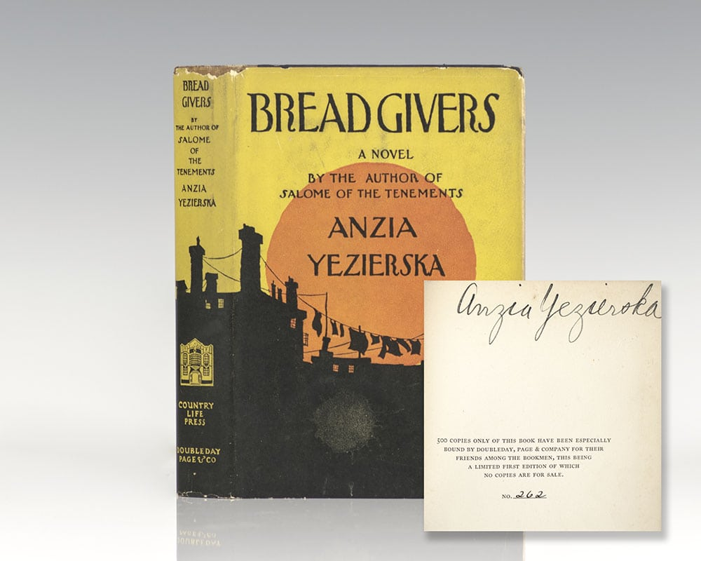 the bread givers