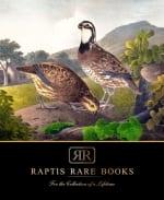 Raptis Rare Books Fall 2018 Catalog