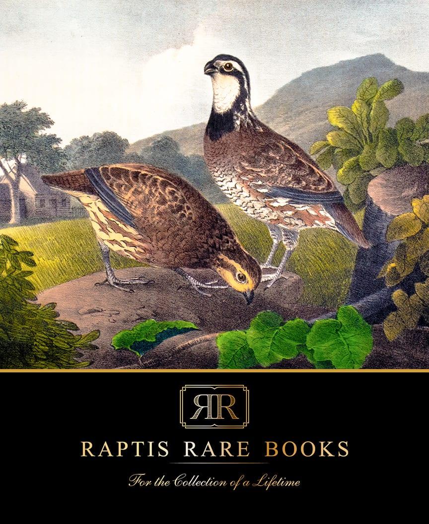 Raptis-Rare-Books-Fall-2018-Catalog