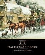 Raptis Rare Books Holiday 2018 Catalog