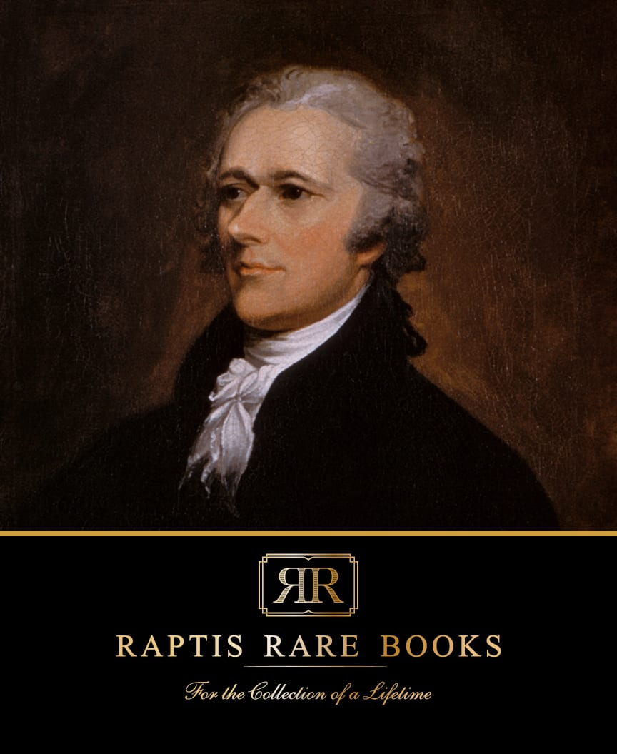 Raptis-Rare-Books-Presenting 80 Great Works