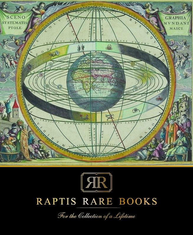 Raptis-Rare-Books-Sprinc 2019 Catalog